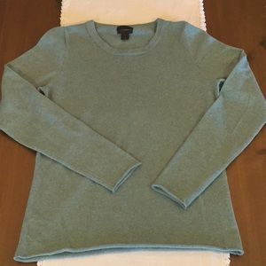 JCrew Collection Italian cashmere sweater